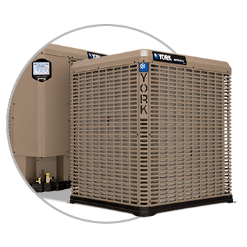 New Ac UnitYork ACHP Affinity Group Condenser