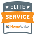 Elite Service Rated By HomeAdvisor