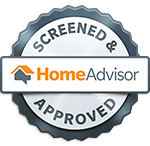 Seal of Approval by Home Advisor