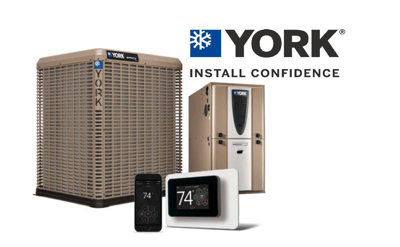 York Air Conditioning Equipment